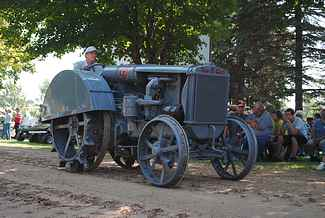 Twin City Orchard Tractor