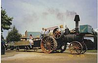 Advance Steam Engine